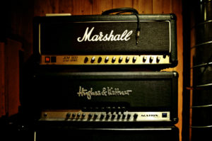 studio amplificatore marshall